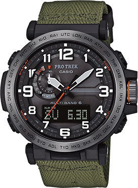 fb06ee7383fc CASIO PRO TREK  relojes funcionales para entusiastas del aire libre