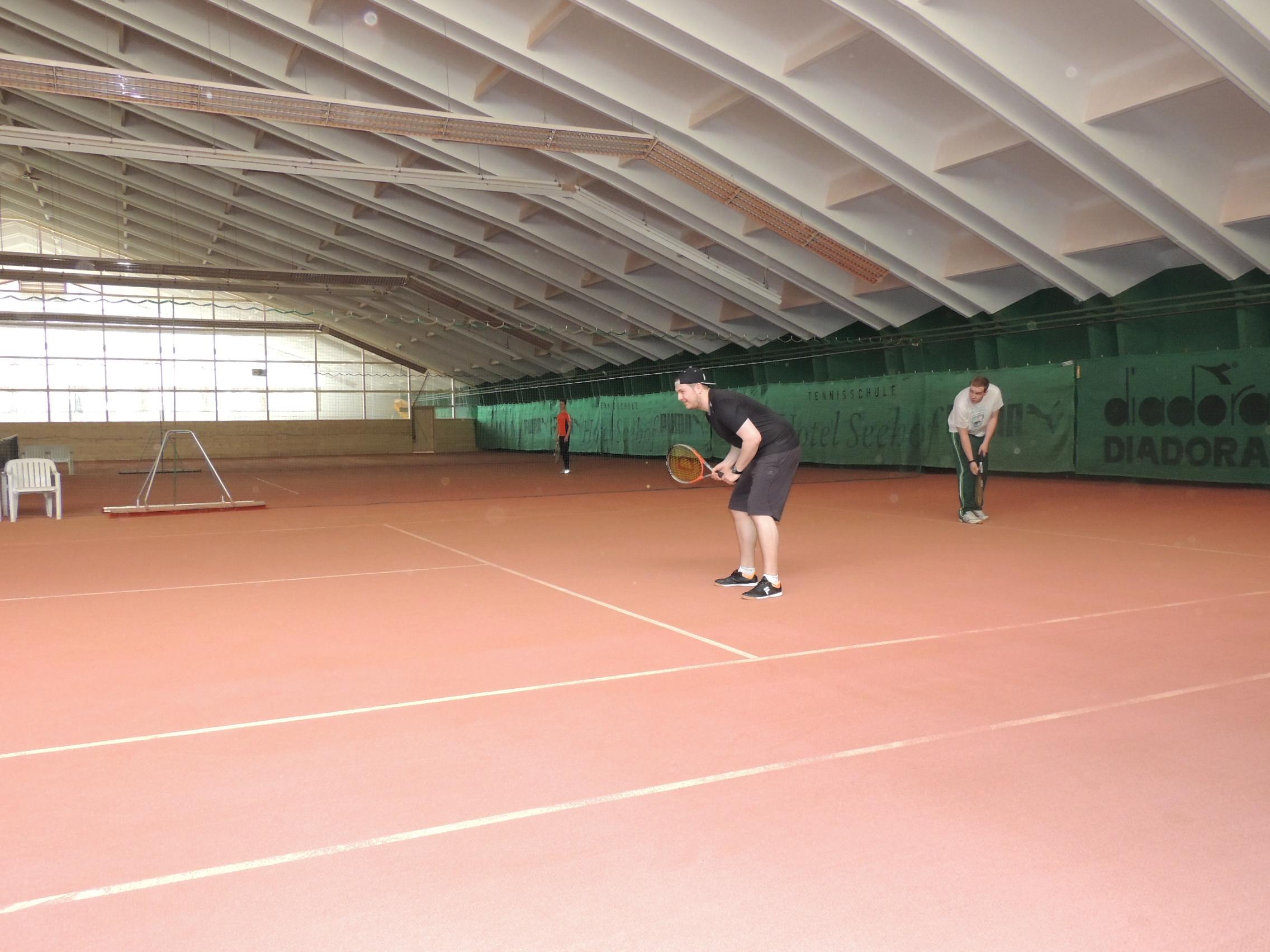 Tennisdoppel
