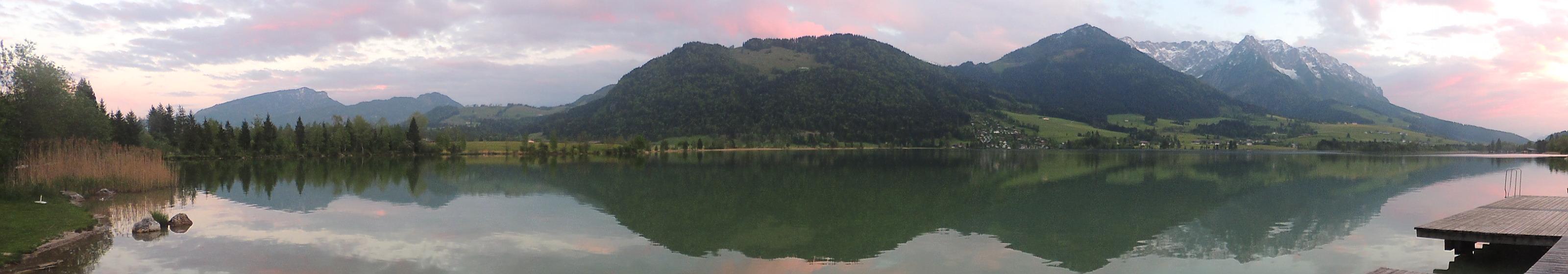 Walchsee Panorama