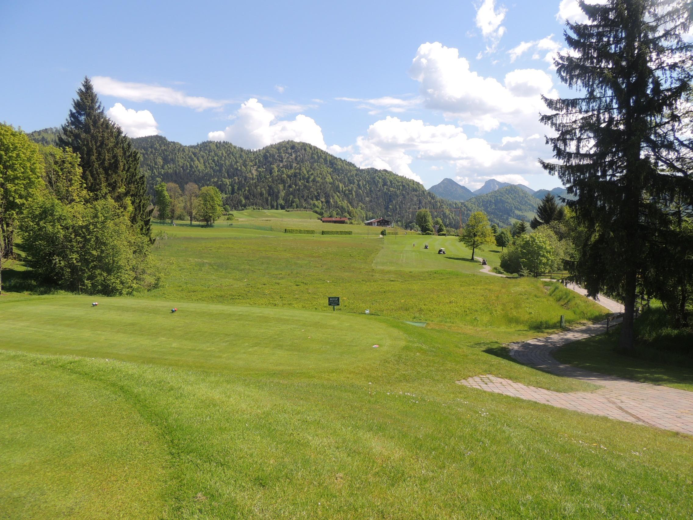 Golfplatz Reit im Winkl