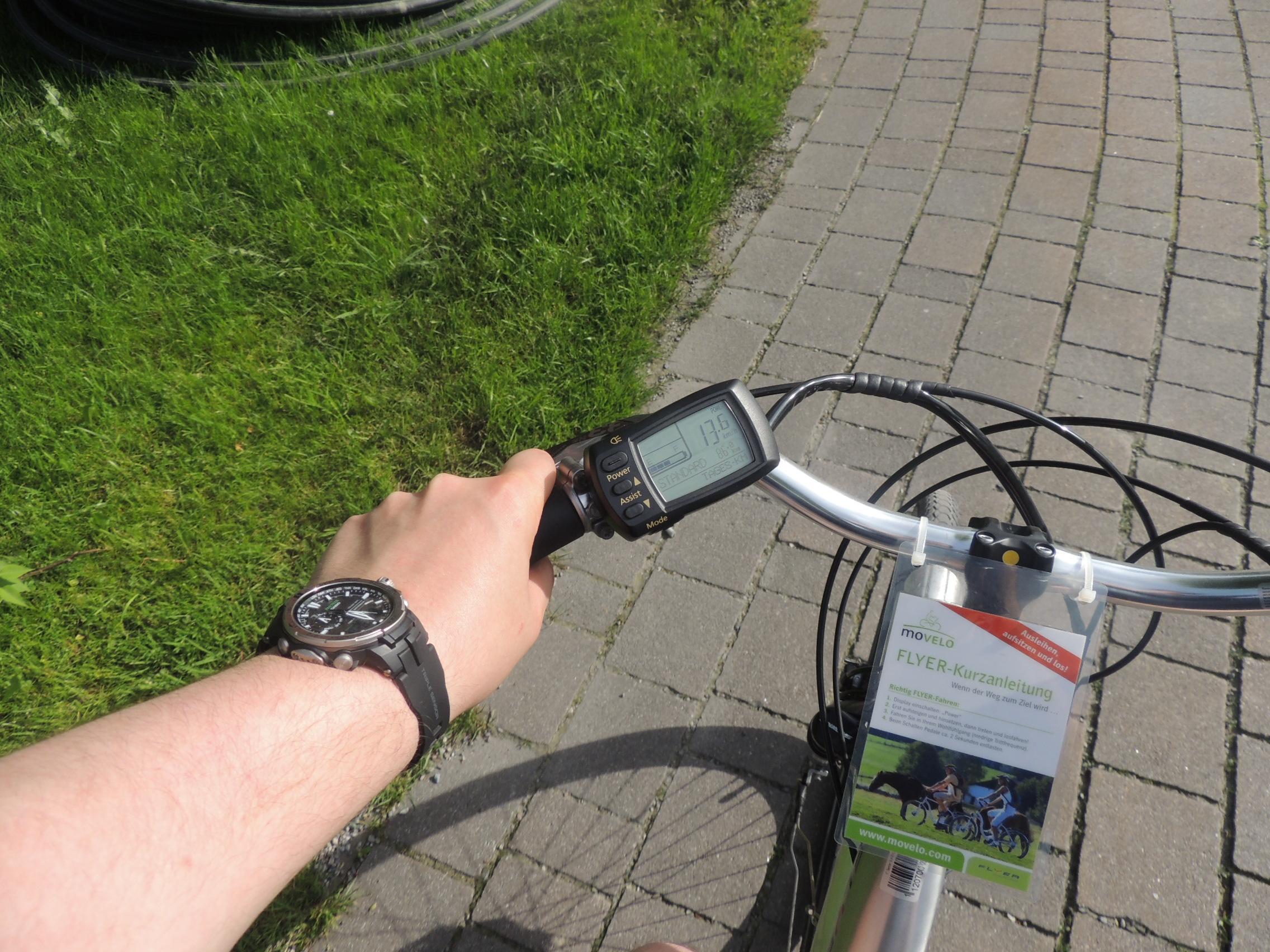 E-Biking am Walchsee