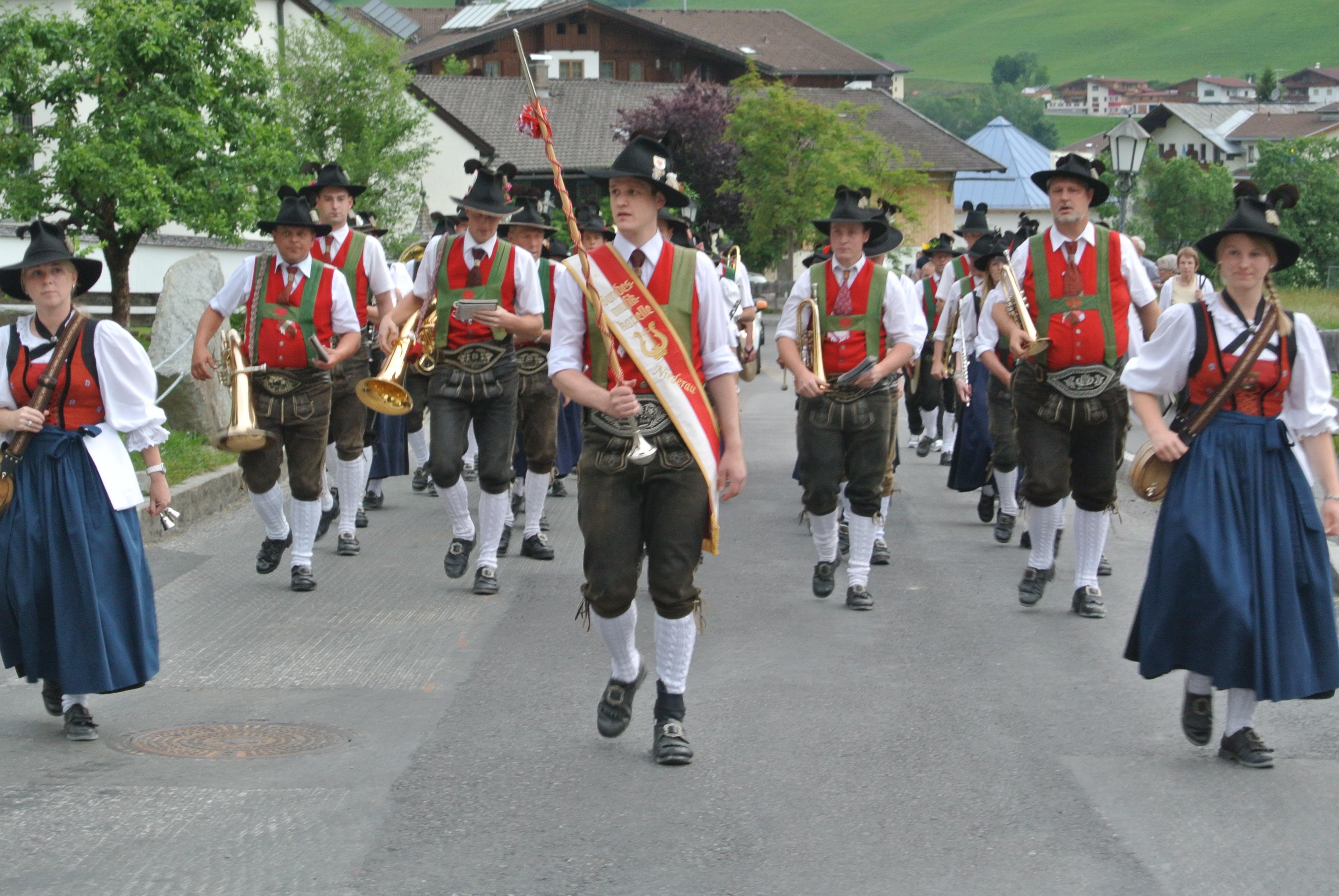 Kapellenmarsch