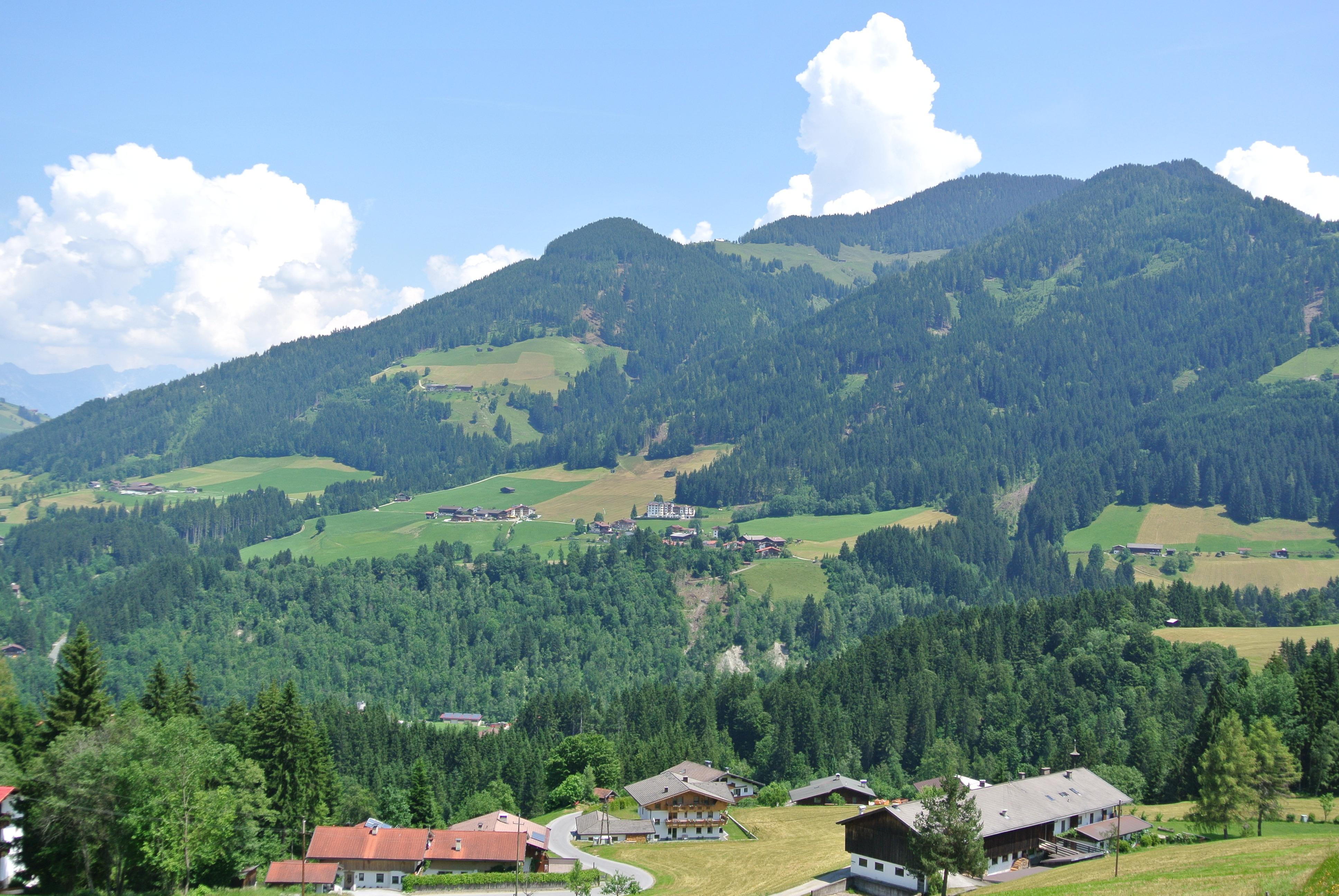 Panorama Thierbach