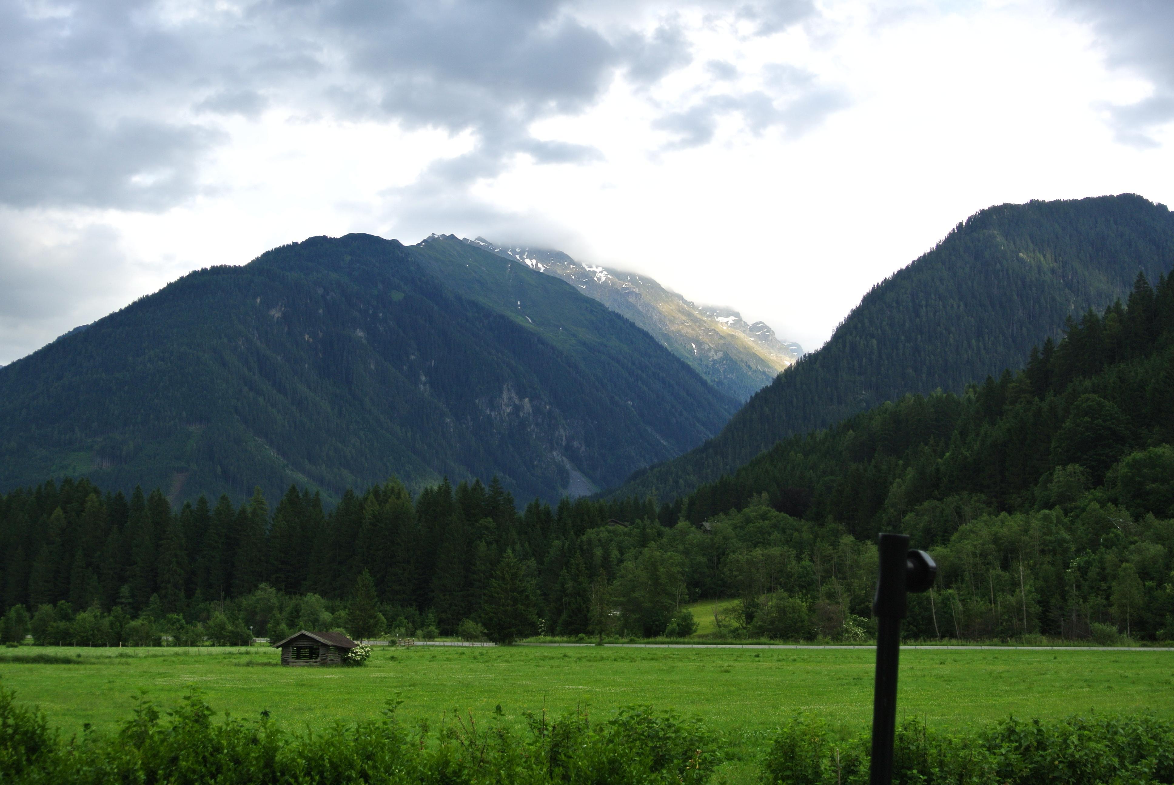 Herrlicher Ausblick Obertrattenbachhof