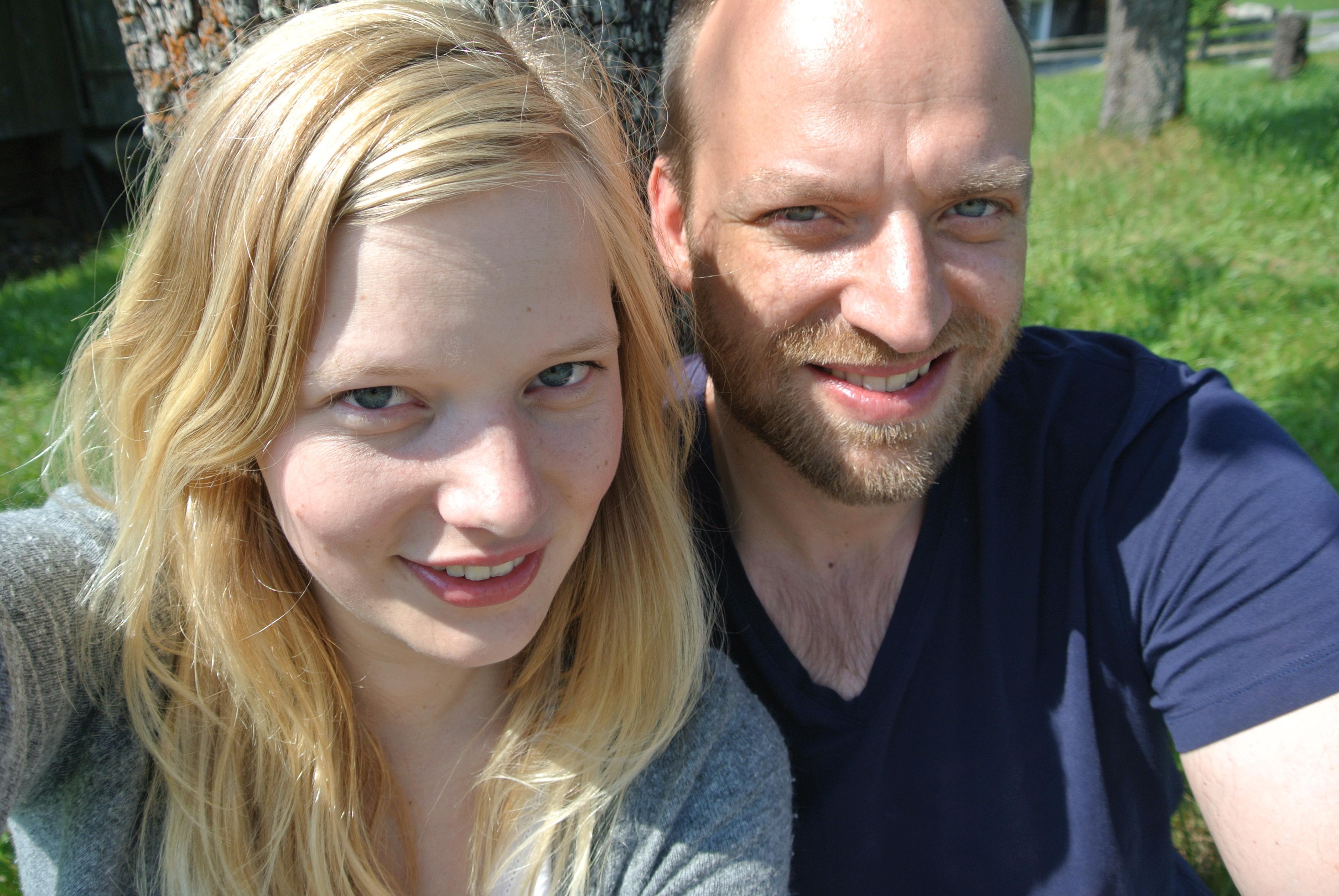 Tiroler Selfie
