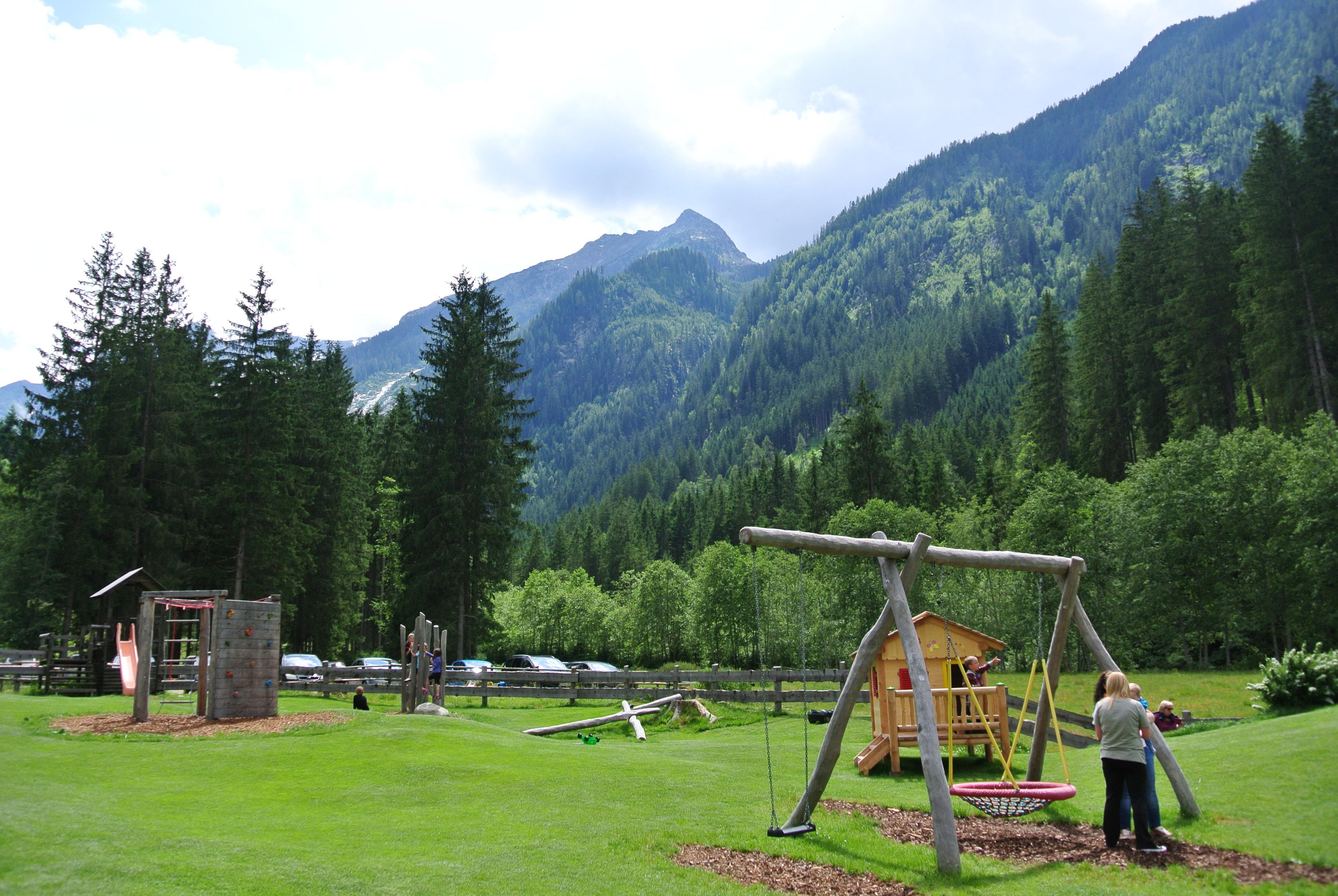 Spielplatz am Blausee