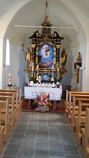 Wallfahrtskirche Hohen Salve