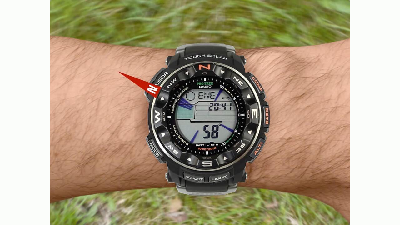 282c15984f9 CASIO PRO TREK – relógios funcionais para fãs de atividades ao ar livre