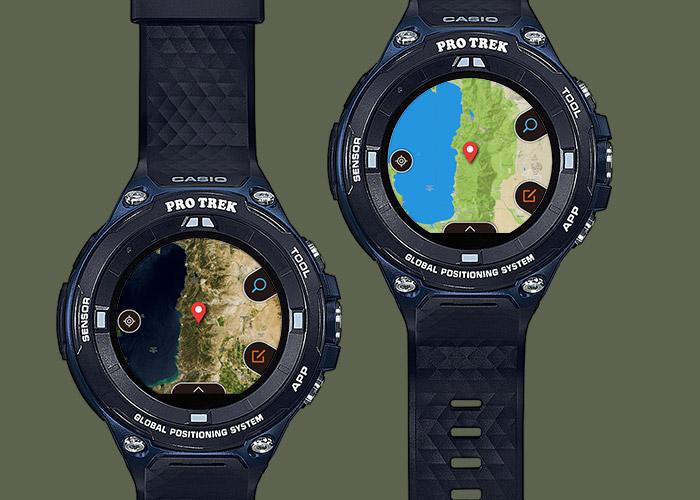 3ec0f150d65e CASIO PRO TREK – Outdoor- und Trekking-Uhren für Profis
