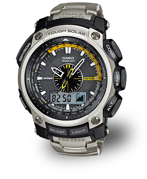 987d118432f O relógio de trekking pensado para o mais alto desempenho  o PRW ...