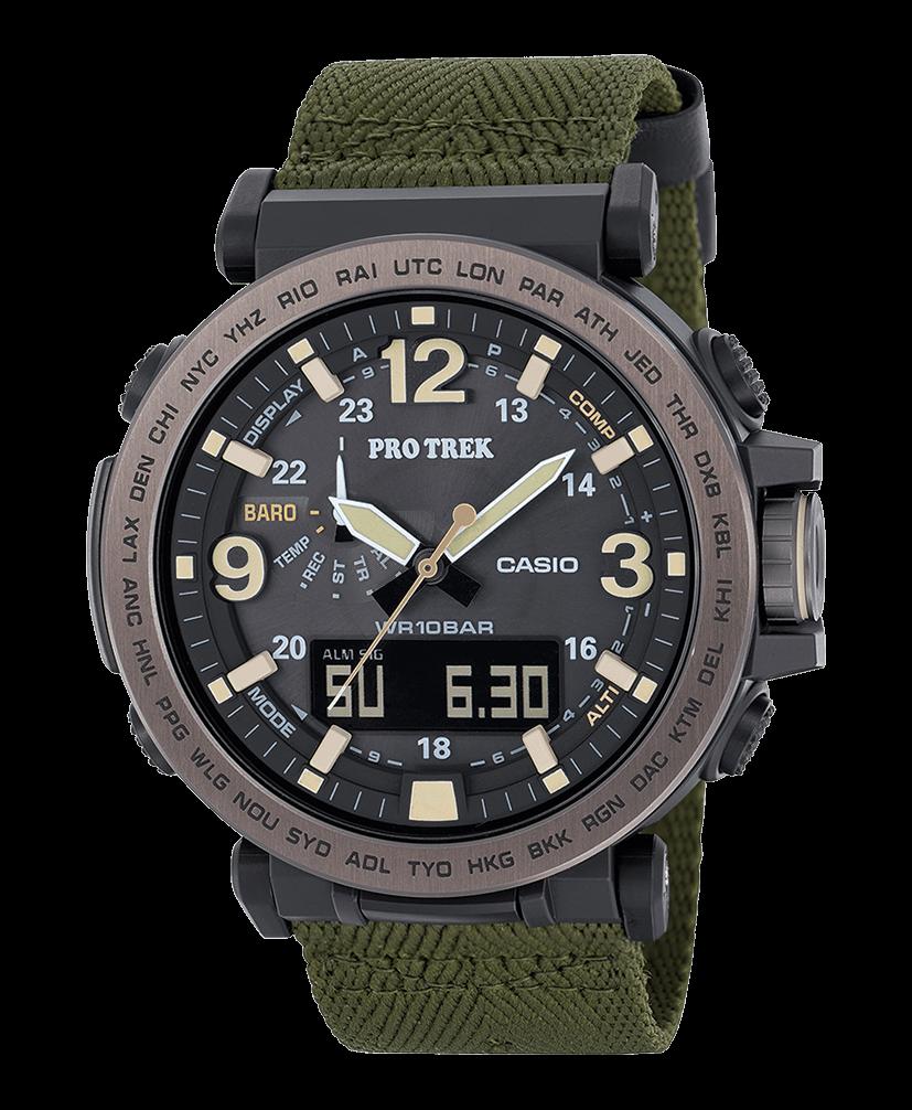 ef05a15c6bb Modelli di orologi CASIO PRO TREK per gli appassionati di outdoor e ...