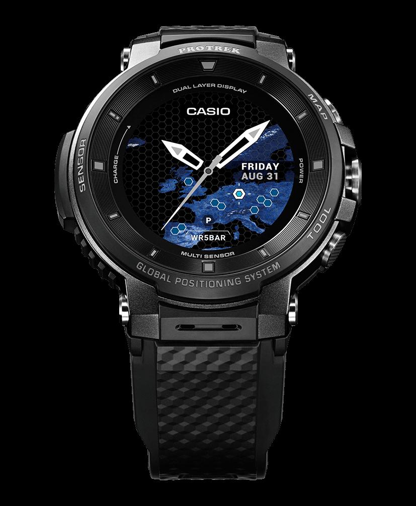 b344e889400c CASIO PRO TREK – Outdoor- und Trekking-Uhren für Profis